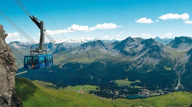 Arosa - Schweiz Tourismus