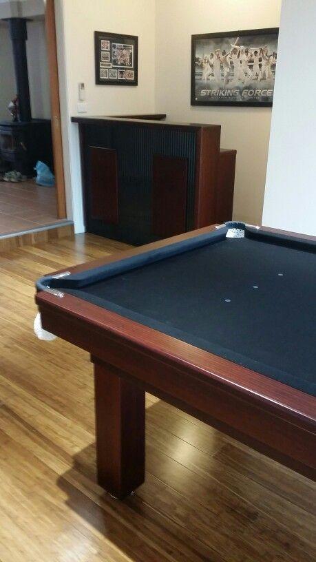 #impalabilliards custom bar and table
