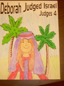 Hands On Bible Teacher: Deborah a Judge of Israel