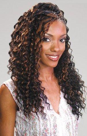 Bohemian Braid Crochet   Crochet hair styles freetress