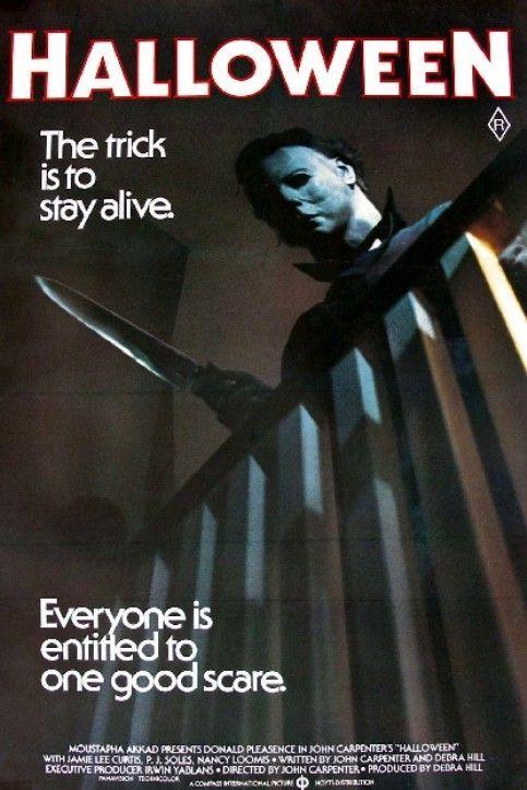 Halloween Movie   John Carpenter's Halloween on Scary Movie Saturday!