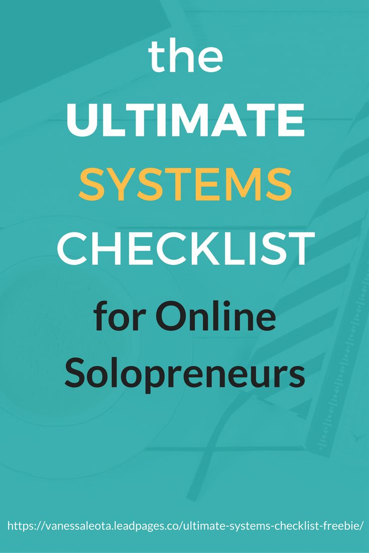Looking to start creating systems in your business? On the lookout for the next…