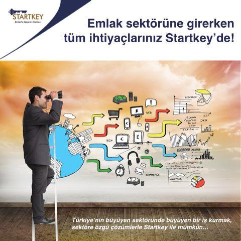 Türkiye'nin büyüyen sektöründe büyüyen bir iş kurmak, sektöre özgü çözümlerle Startkey ile mümkün… http://startkey.com.tr/franchise-firsati