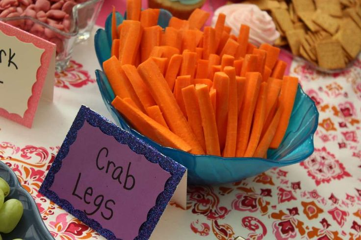 Under the Sea Baby Shower Party Ideas   Photo 19 of 45