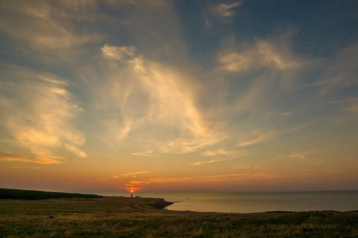 #Cheticamp Island at #sunset! Thanks to Tynski Photographic for sharing! #capebretonfavs  Share your photos here: https://www.facebook.com/TourismCB?ref=hl