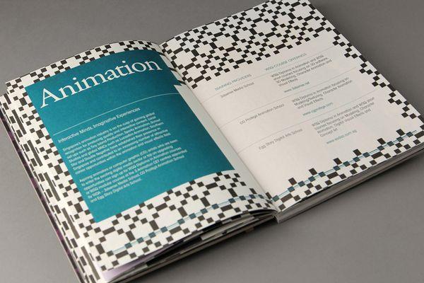 WDA Creative Industry Brochure by One Paradox , via Behance