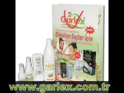 Saç Dökülmesine Doğal Çözüm Garlex Ürünleri İçerikleri