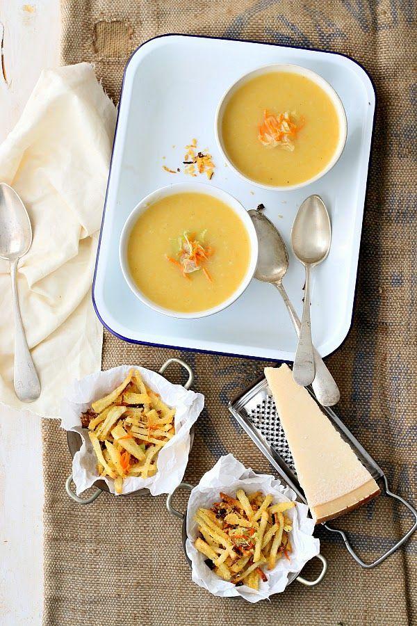 Zuppa di sedano rapa, con qualcosa in più! | Smile, Beauty and More