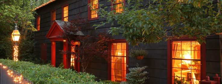 Luxurious Finger Lakes bed and breakfast and event venue