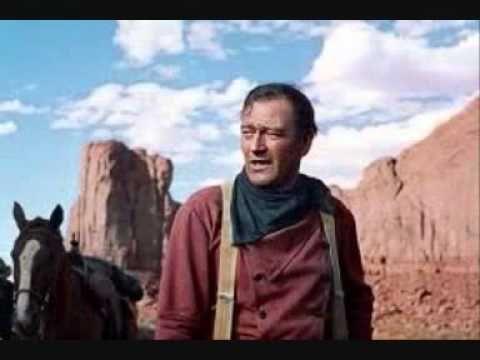 John Wayne Tribute (with El Dorado sung by George Alexander)