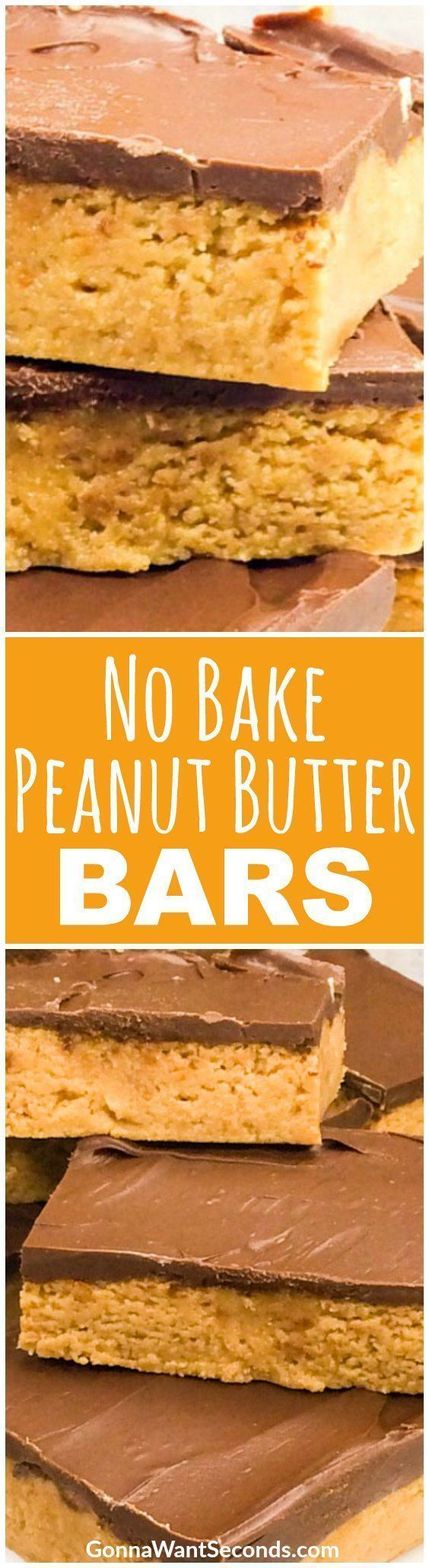 If you love peanut butter and chocolate, as much as I do, you're going to love these no-bake peanut butter bars.Perfect for any occasion and guaranteed to please everyone who can't get enough of that irresistible combination of peanut butter and chocolate! #NoBake #PeanutButter #Bars #Easy #Chocolate #School #9x13 #Best #Homemade #Gooey #Flourless #Kids #Chewy #DeliciousFood #NoEgg #Eggless #ChocolateChips #SemiSweet #BlowingRock #ConfectionersSugar
