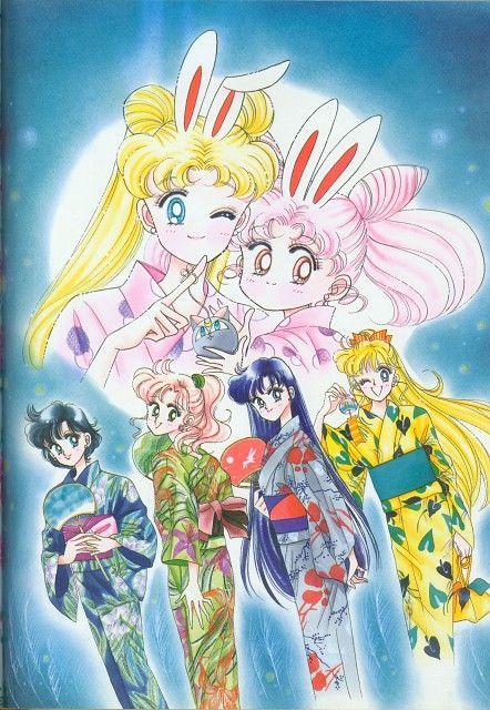 Naoko Takeuchi, Toei Animation, Bishoujo Senshi Sailor Moon, Makoto Kino, Ami Mizuno