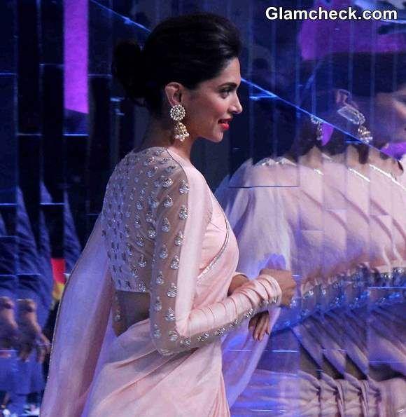 Deepika Padukone i2014 in Saree                                                                                                                                                                                 More