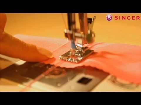 Singer Simple 3229 / Singer Talent 3321 - 3323 Dikiş Makinesi Nasıl Kullanılır? Bölüm 2/3 - YouTube