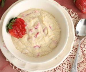 No-Oats Berry Porridge