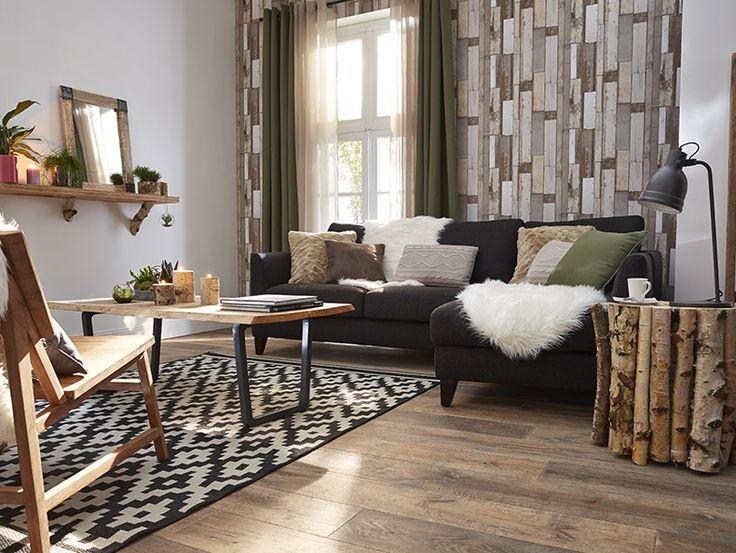 les 31 meilleures images du tableau d co nature sur pinterest salons inspiration d co et le. Black Bedroom Furniture Sets. Home Design Ideas