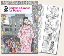 CND: peace education resources. Sadako's Cranes Resource Pack is appropriate for KS2. CND Peace Education can also offer talks and interactive workshops in schools, free of charge
