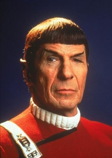 Star Trek: Captain Spock
