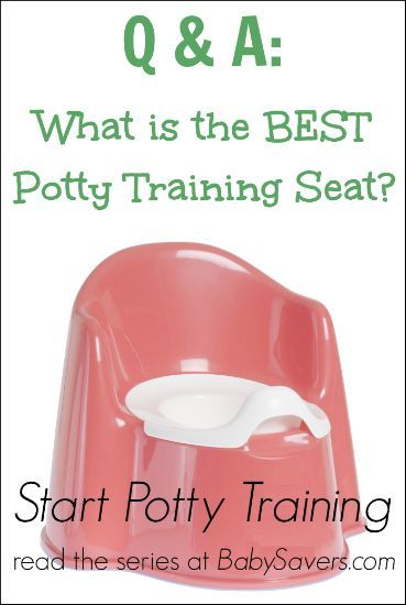 "Another said, ""The BEST potty chair for successful potty training"""