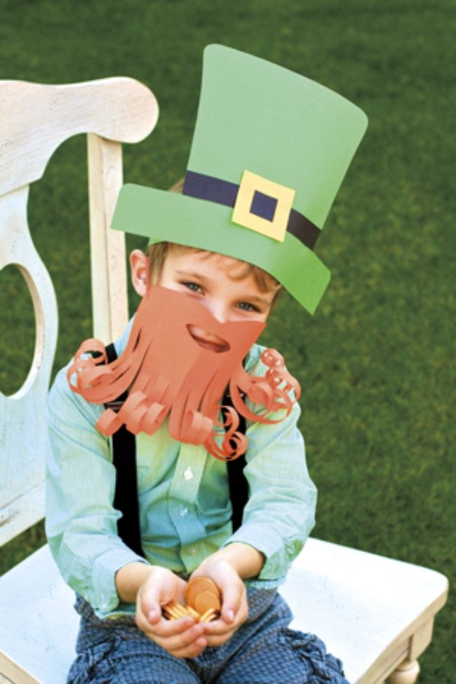 35 St Patricks Day Activities for Kids  {leprechaun, pot of gold, shamrocks ~ oh my!}