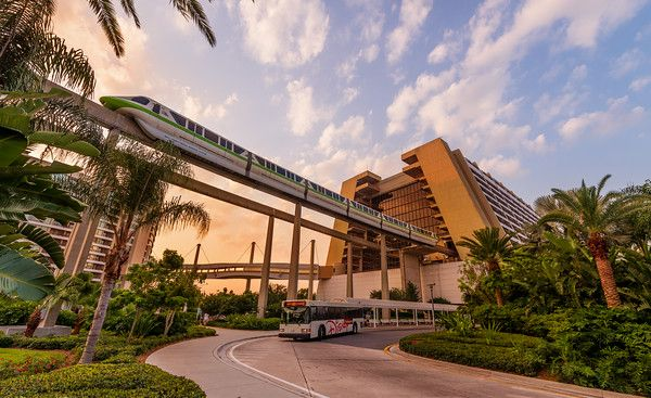 Disney's Contemporary Resort is a Deluxe Resort hotel at Walt Disney World, located within walking distance of the Magic Kingdom on the monorail loop. Ironically, it is the oldest hotel at Walt Disney World.