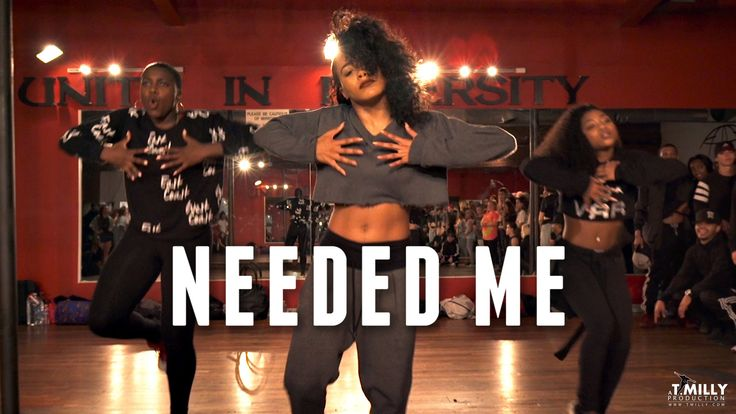 Get the TUTORIAL: http://tmillytutorials.com/neededme Preview it here: https://youtu.be/8YHlmlcZpXY Needed Me - Rihanna - Choreography by Eden Shabtai Filmed...