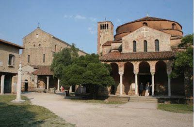Torcello: Lunedì 15 agosto l'isola veneziana di Torcello cel...