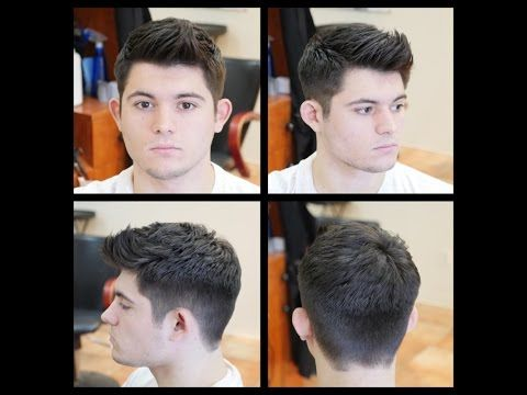 Fohawk Haircut Fade with Clippers and Scissors Tutorial - http://showatchall.com/craft/fohawk-haircut-fade-with-clippers-and-scissors-tutorial/
