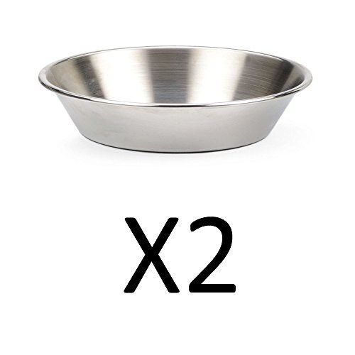 RSVP 6  Round Mini Pie Pan Endurance 18/8 Stainless Steel Bakeware (2  sc 1 st  Pinterest : small pie plate - pezcame.com