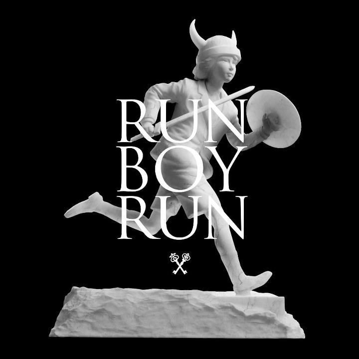 Woodkid: Run Boy Run - Cover artwork. #Music