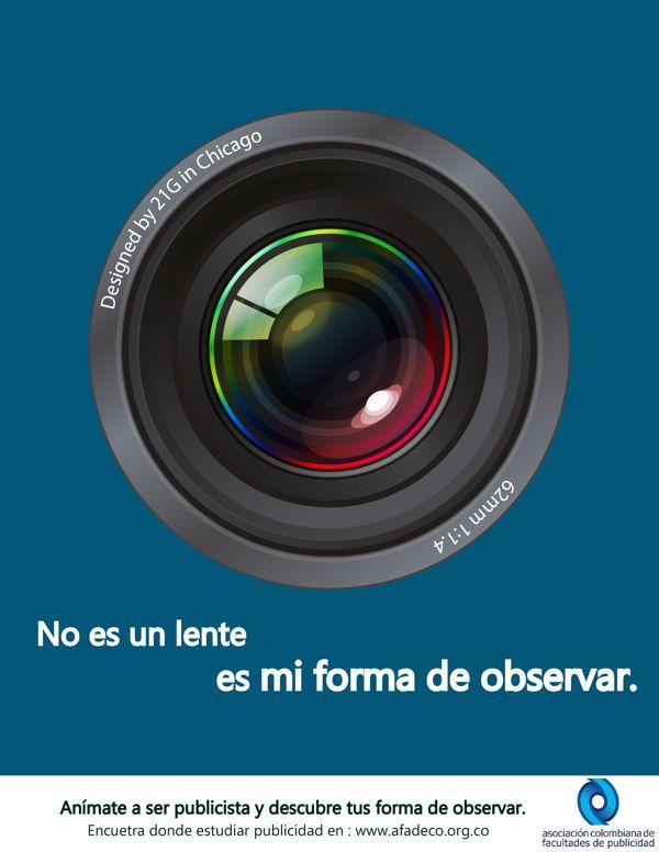 Nosotros Los Publicistas by Cathe Mayorga, via Behance