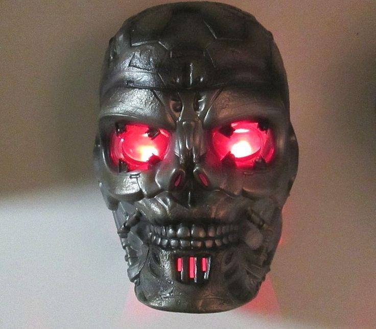 1000+ Ideas About Terminator Costume On Pinterest