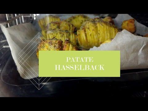 Patate Hasselback  Ricetta svedese Pane&Sale