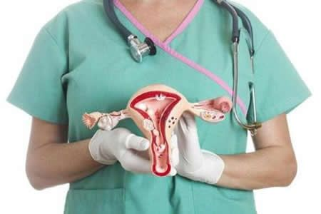 ovarian cyst diagnosis and treatment