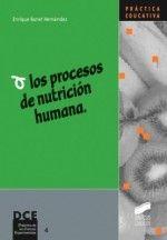 Los procesos de nutrición humana