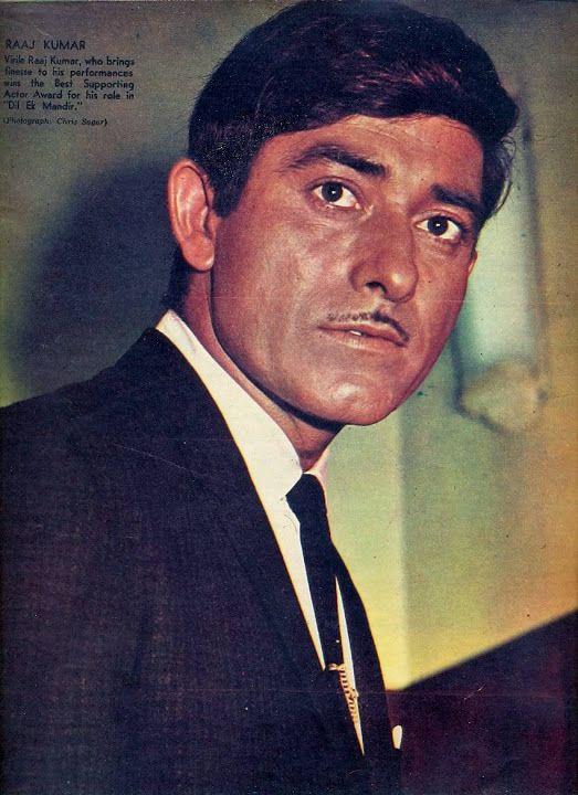 Raaj Kumar // Page 3 Celebrities