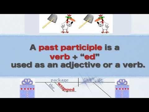 Cycle 3, English Grammar Weeks 1-12 - YouTube