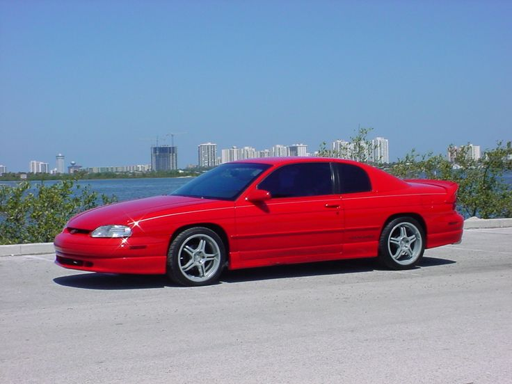 1999 Mine Was A 97 But Just Like This One Monte Carlo Z34