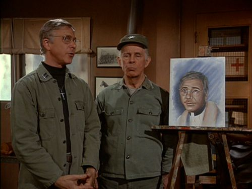 Father Mulcahy (William Christopher),M*A*S*H,