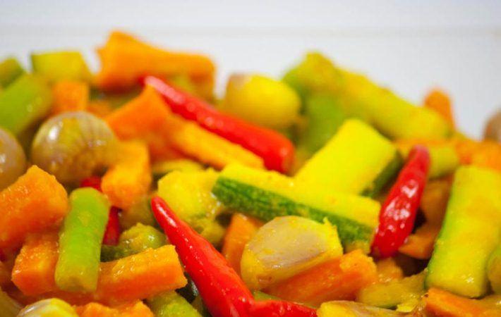 Resep Acar Kuning Timun Acar Merupakan Jenis Makanan Awetan Yang Menggunakan Cuka Dan Juga Air Garam Umumnya Resep Makanan Bayi Resep Resep Masakan Malaysia
