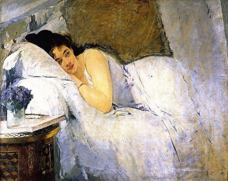 Időnként éjszaka ébren fekszem, és azt kérdezem magamtól: Mit csináltam rosszul. Aztán egy hang szól hozzám: Ez egy éjszakánál tovább fog tartani… - Németh György – RP története, {Kép: Eva Gonzalès (French, 1849-1883) – Awakening Girl}