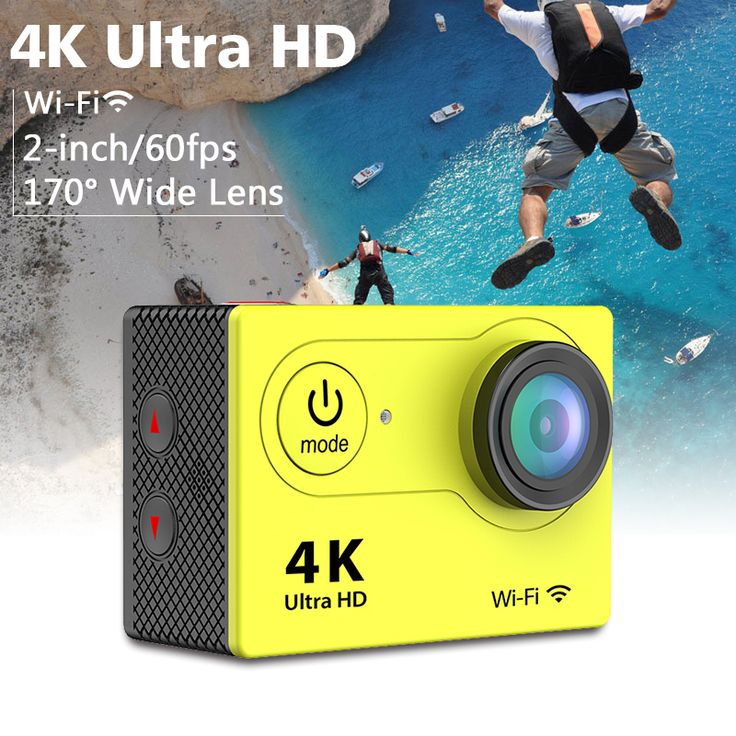 Buy 2015 best hot sell waterproof camera with wifi, 4k ultra HD action camera with 2.0'' TFT display Camera, Photo & Accessories on bdtdc.com
