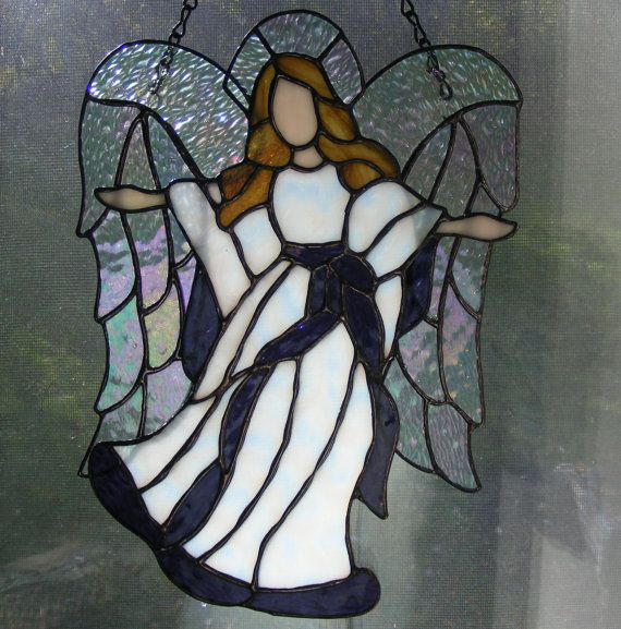 1096 Best Stained Glass Anges Et Papillons Images On