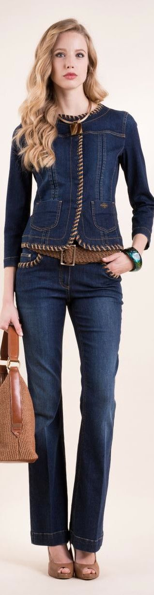 @roressclothes clothing ideas #women fashion  denim