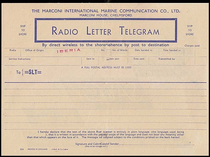 Best Vintage Cables Telegrams  Letters Images On