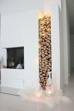 design d'escalier scandinave | ... -suedois-meubles-scandinaves-dans-le-salon-avec-cheminee-d-interieur