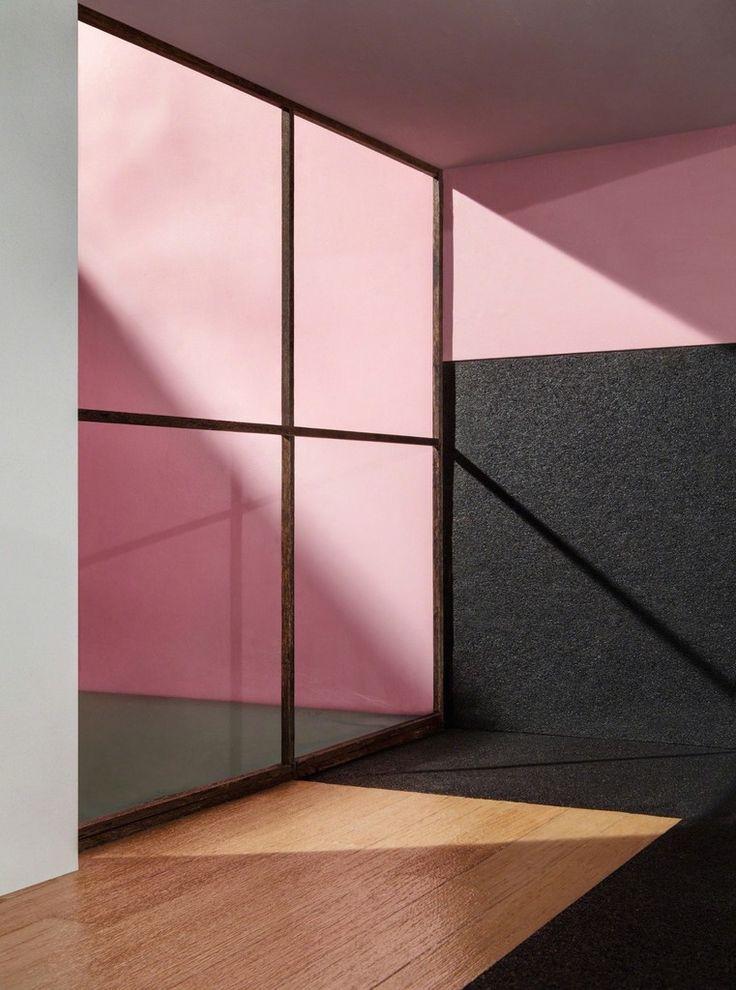 James Casebere / Reception Room / 2017