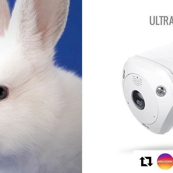 Utánozhatatlan Hikvision panoráma kamerák #repostapp #vagyonvillmiskolc #cctv #hikvision #hikvisioncctv #panoramic #ultrawide #panoramakamera #likearabbit #naturesinspiration