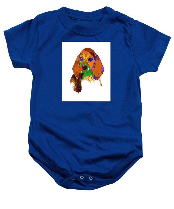 Baby Onesie - Pookie. Pet Series