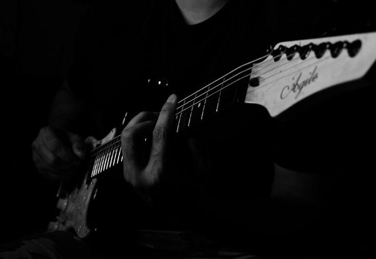 Photo By Rich Lessa   Unsplash   #rockmusic #music
